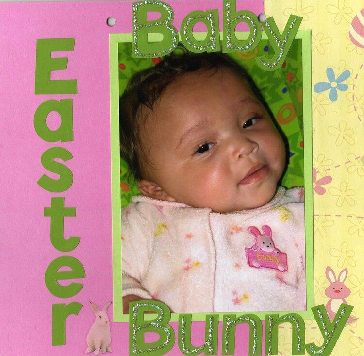 Easter gift album
