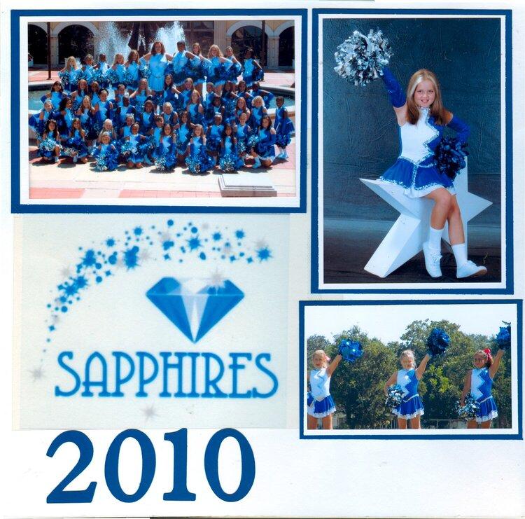2010 Sapphires
