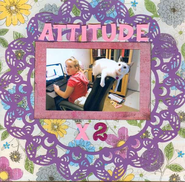 Attitude X 2