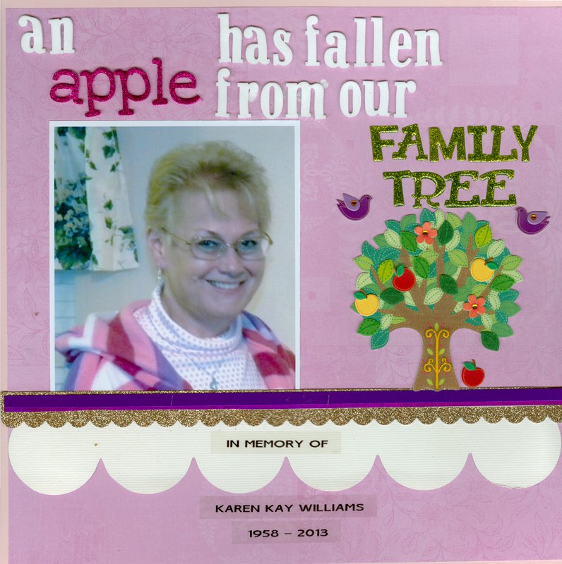 An Apple Has Fallen