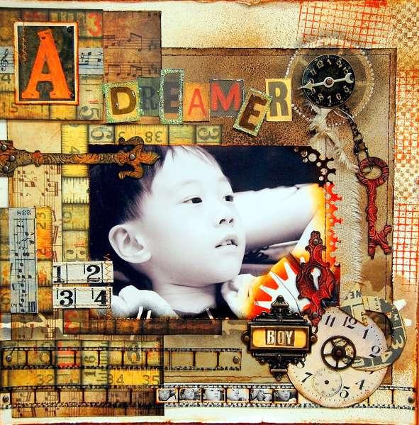 A Dreamer Boy