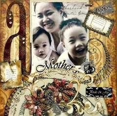 A Mother's Pride & Joy