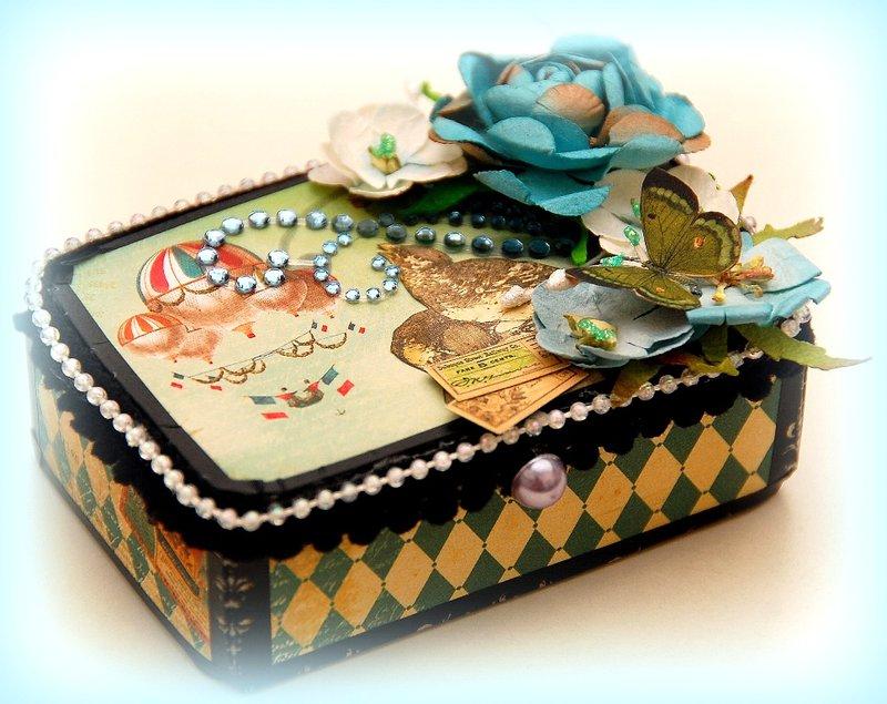 Altered Gift Box