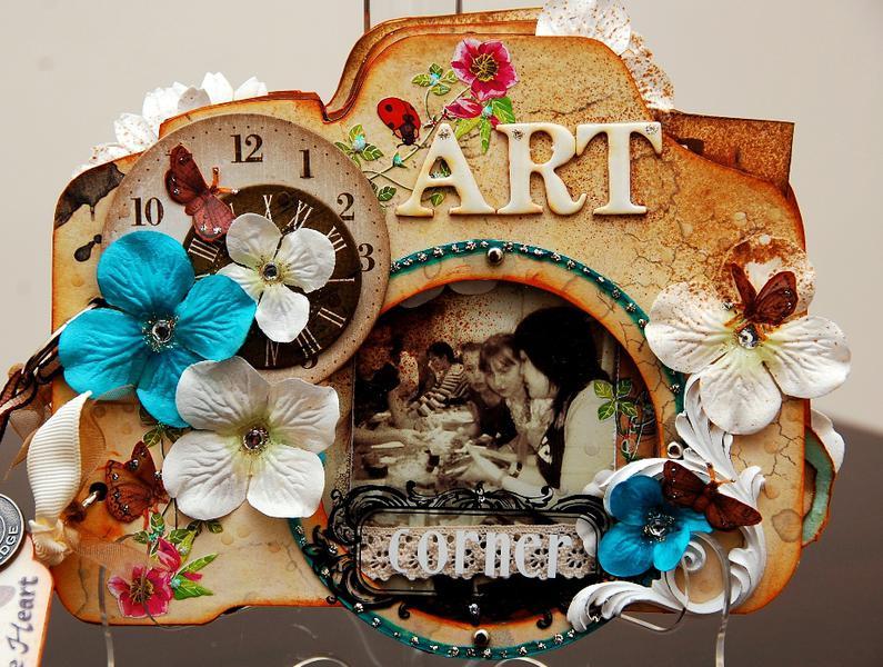 Art Corner Mini Album