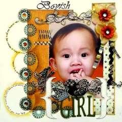 Boyish Girl