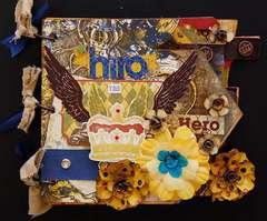 Hiro the Hero Mini Album