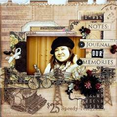 Journal Our Memories