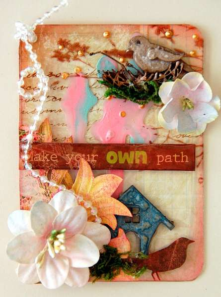 Make Your Own Path ATC