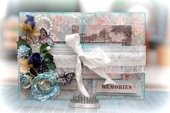 Memories Acrylic Card
