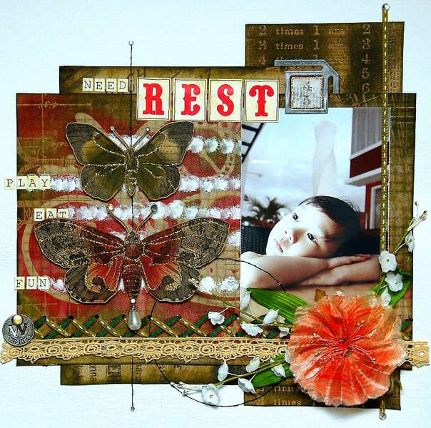Need Rest