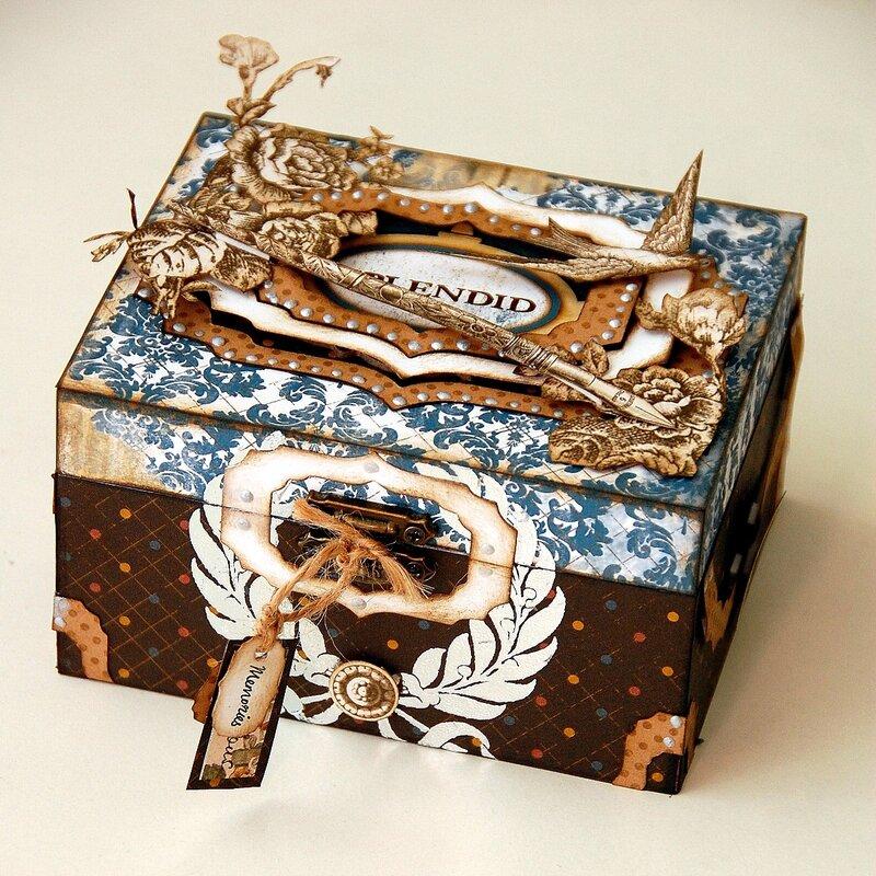 Splendid Altered Box