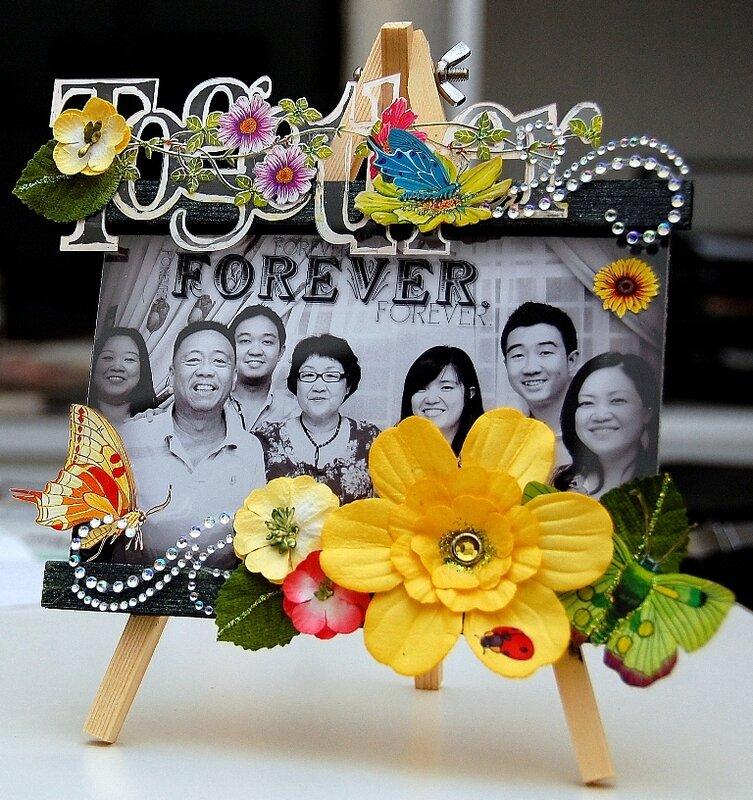 Together Altered Frame