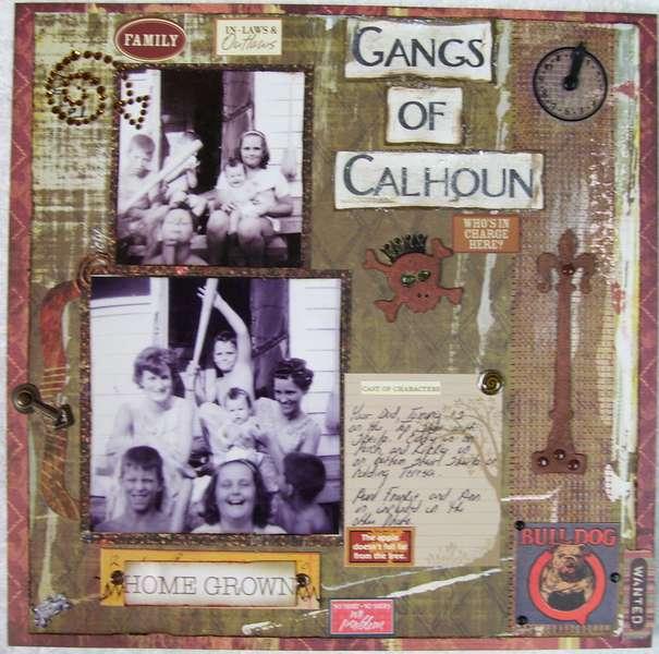 Gangs of Calhoun