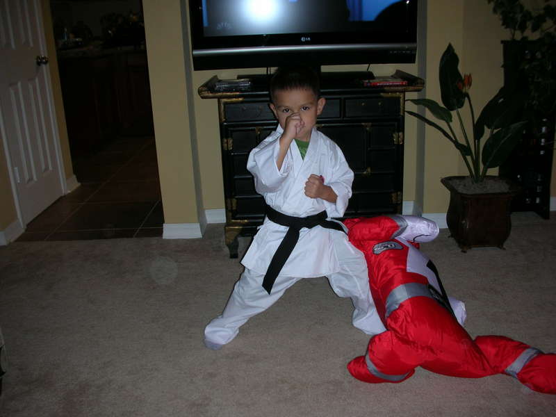 The next Bruce Lee