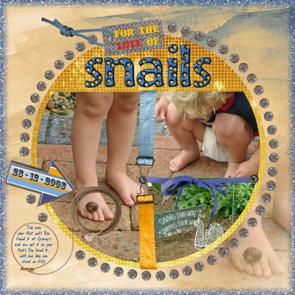 For the Love of Snails!