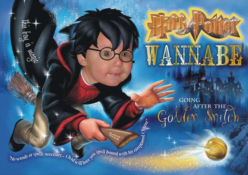 Harry Potter Wannabe