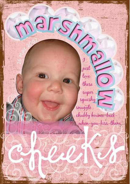 Marshmallow Cheeks