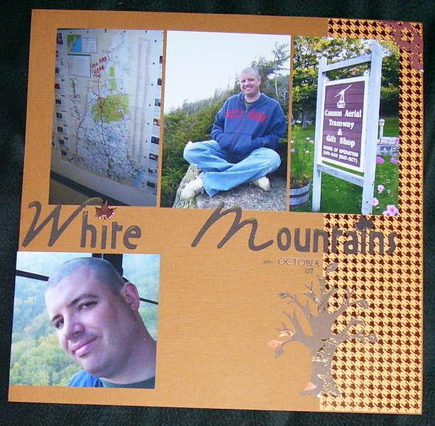 White Mountains - Oct. '07