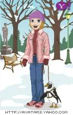 My winter Avatar