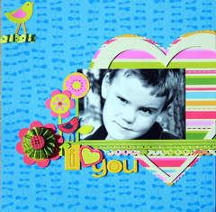 i {heart} you **My Little Shoebox**