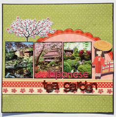 "Japanese Tea Garden {My Little Shoebox ""Oasis"" CHA Release}"