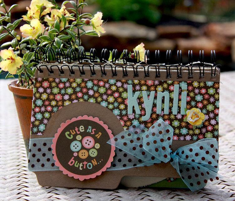 "Kynli ""album""  TaDa Creative Studios & Punky Sprouts"