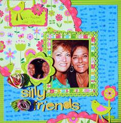 silly friends  **My Little Shoebox**