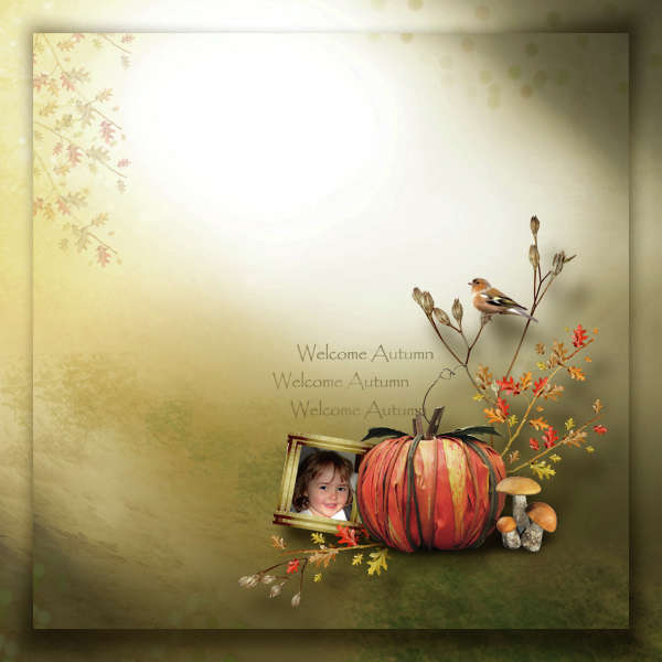 WelcomeAutumn...