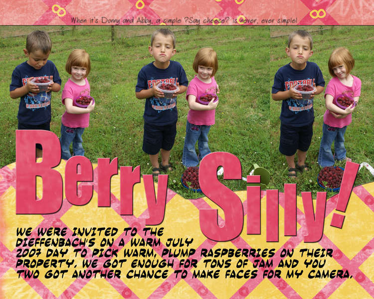 Berry Silly!