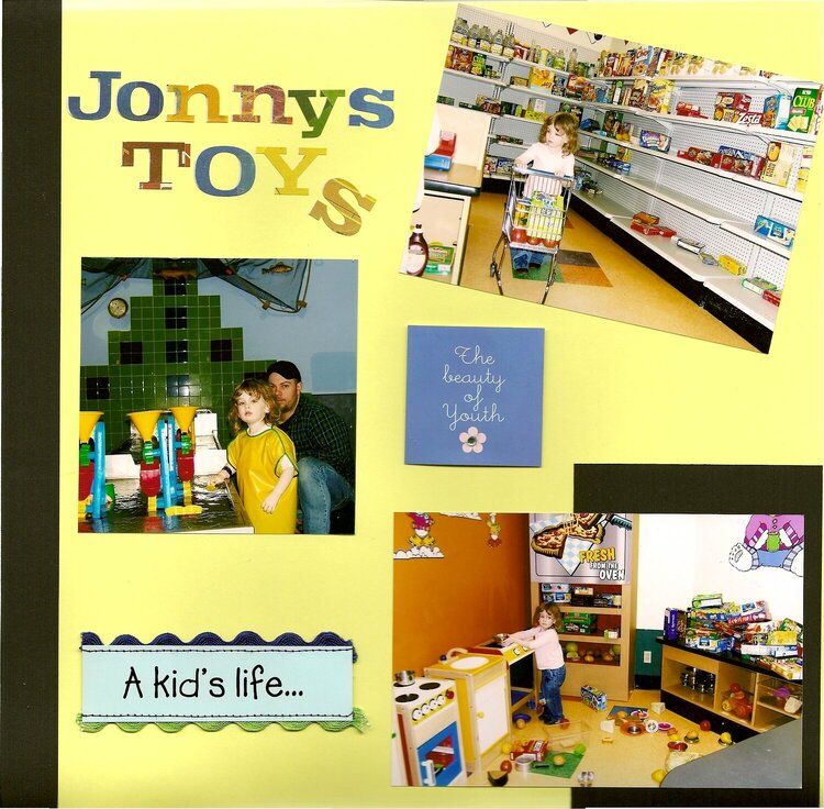 Johnnys Toys page 1