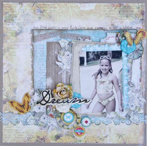 Dreams ~My Creative Scrapbook~