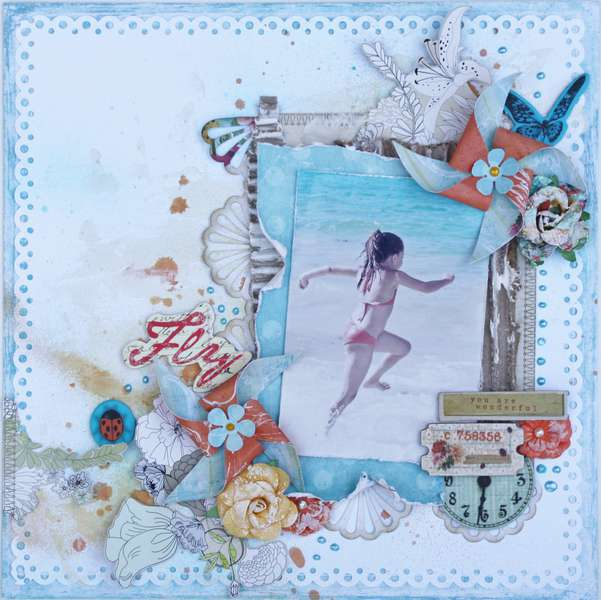 Fly ~My Creative Scrapbook~
