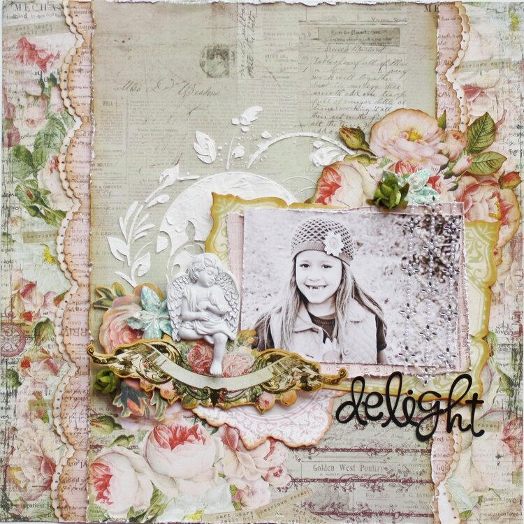 Delight *My Creative Scrapbook*