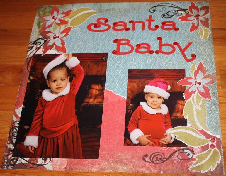 Santa Baby R