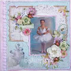 Ballerina ~My Creative Scrapbook~