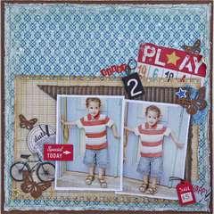 Ready 2 Play ~My Creative Scrapbook~