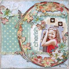 Cherish ~My Creative Sketches~