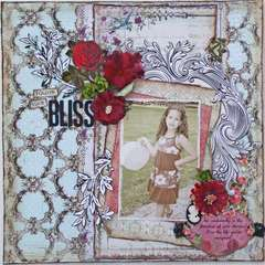Follow Your Bliss ~My Creative Scrapbook~