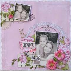 You and Me ~My Creative Scrapbook~