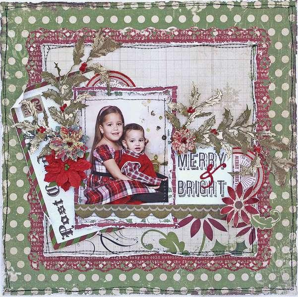 Merry & Bright *My Creative Scrapbook*