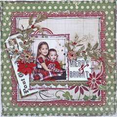 Merry & Bright *My Creative Scrapbook*