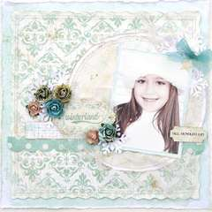 Winterland *My Creative Scrapbook*