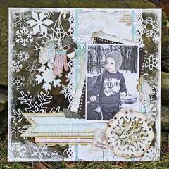 Chill Out *My Creative Scrapbook*