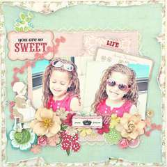 You Are So Sweet *My Creative Scrapbook*