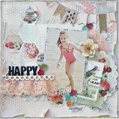 Be Happy *My Creative Scrapbook*