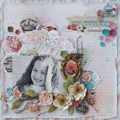 Lovely. Beautiful. Darling *My Creative Scrapbook*