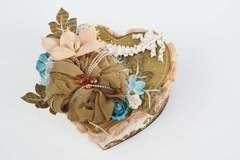 Altered Heart-shaped Box