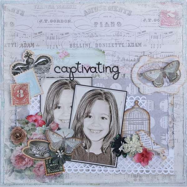 Captivating *My Creative Scrapbook*