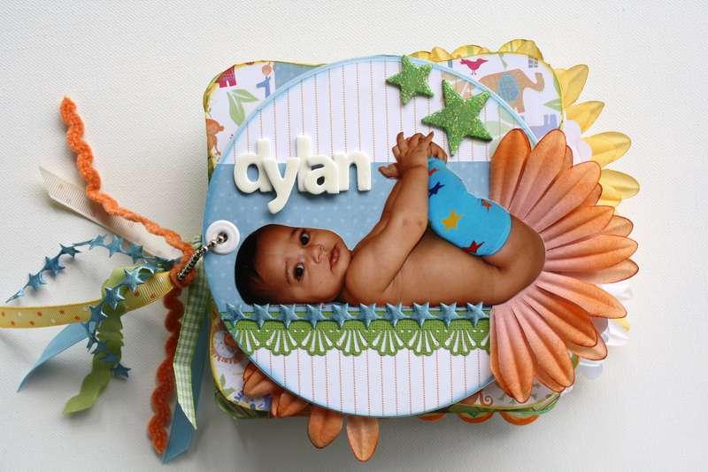 Dylan Baby Mini Album