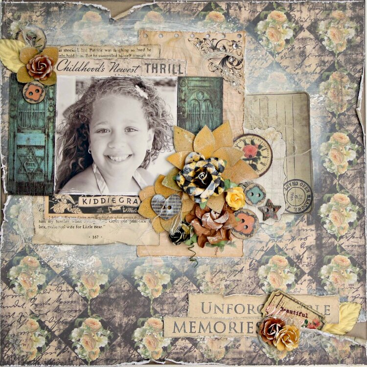 Memories ~My Creative Scrapbook
